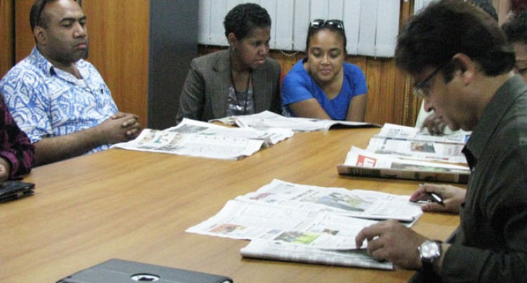 New look Live smart, read the new Fiji Sun
