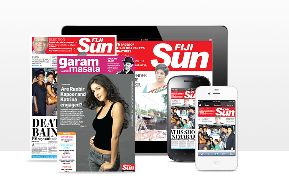 About Fiji Sun