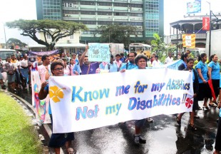 Disability March