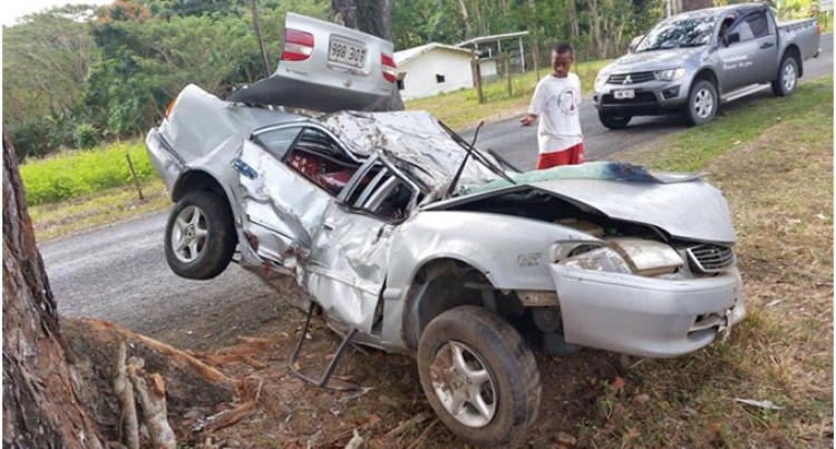 2 Die in Sigatoka Road Mishap