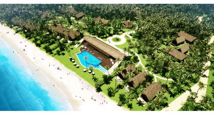 5-star b outique hotel with  $300 m  Investment in