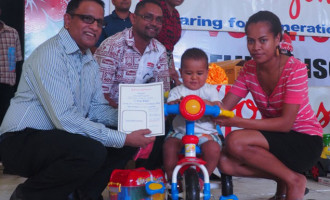500 Babies Take Part in Show