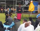 Aussies Mark Fiji  Methodist Jubilee