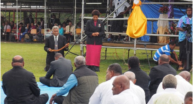 Aussies Mark Fiji  Methodist Jubilee