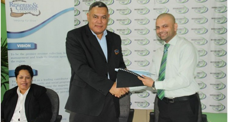 Biosecurity, FRCA sign sharing deal
