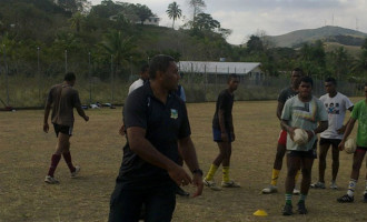 Civoniceva Works With Nadroga U20