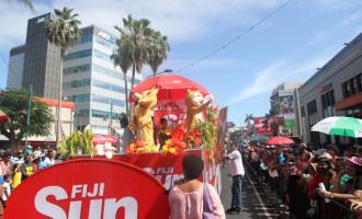 Colourful Close to Carnival