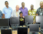 Fiji Airways Gives Computers To Schools
