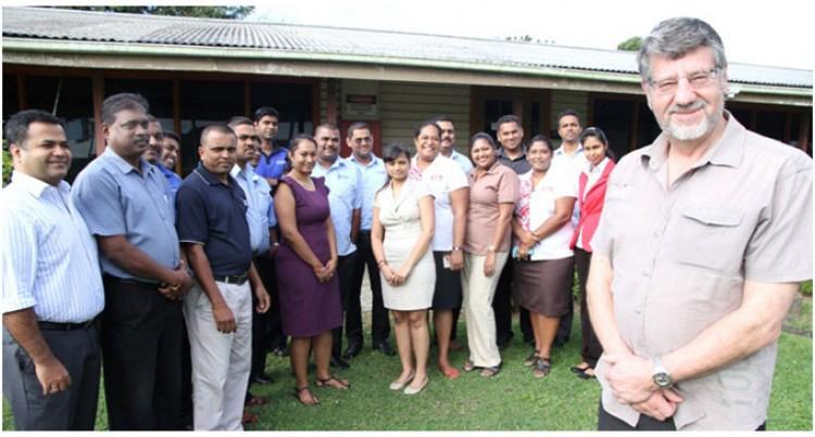 Fiji Potential to Become Singapore, Says Creator of Matrix Thinking