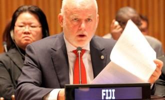 Fiji and Iraq Establish Diplomatic Relations