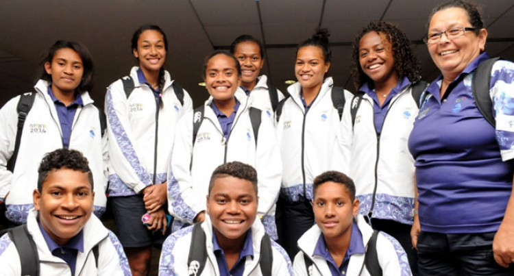 Fijians Aim To Surprise