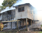 Fire Destroys Teacher'S Quarters In Levuka