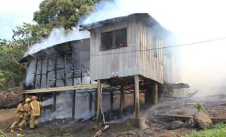 Fire Destroys Teacher'S Quarters In Levuka