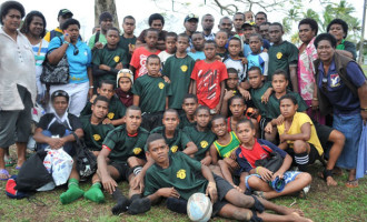 Gau: More Than Rugby