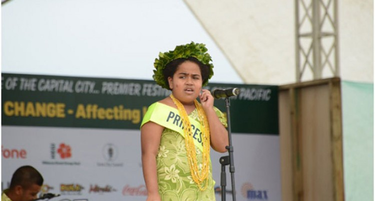Hannah is Princess Niue, 10-year-old eyes medical profession