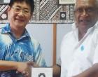 Korean singer wants to help Fijians