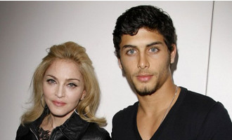 Madonna Toyboy on30-Year Age Gap