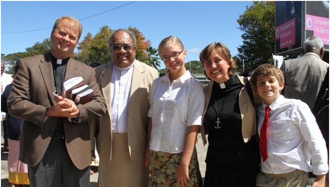 Many applaud Reverend Banivanua