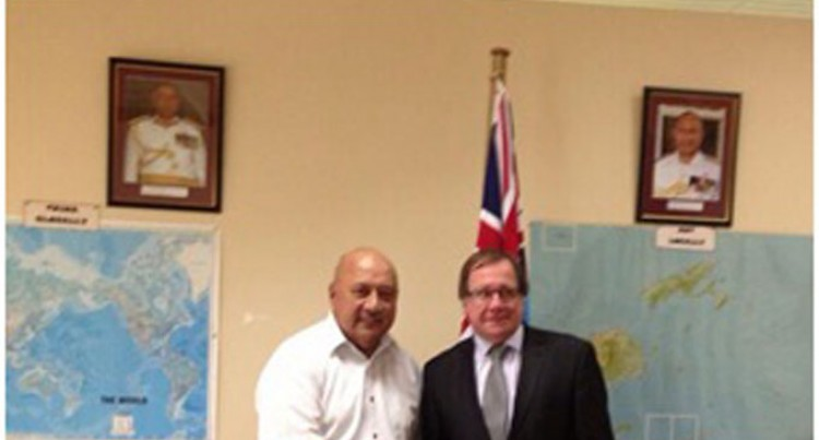 McCully, Ratu Inoke Set for Consultation Meeting