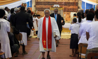 CHURCH JOY: Methodists happy with Govt as they celebrate golden jubilee