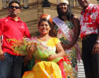 Miss Fiji Sun is Hibiscus Charity Queen