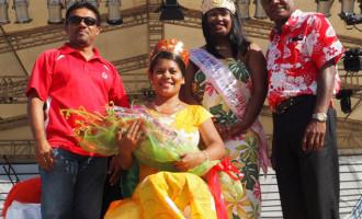 Miss Fiji Sun is Hibiscus Charity Queen