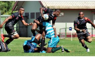 Naitasiri Bulls on Track