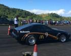 Nand Sets Race Record