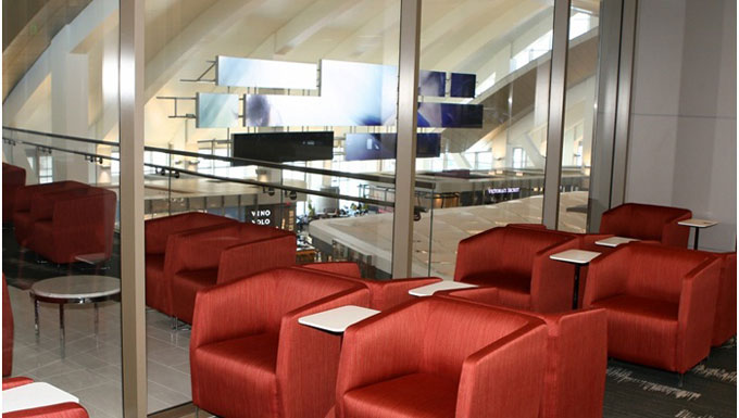 New Lounge for Fiji Airways Tabua and Business Travellers for LA