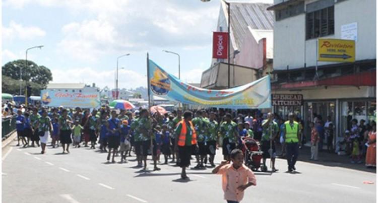 New Methodists Meet in Rally