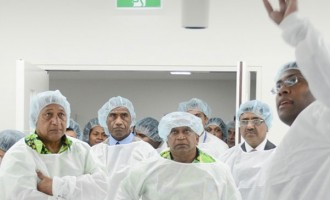 New Operation Theatre Pleases PM