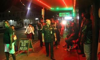 Police Commissioner Happy With Suva Night Life