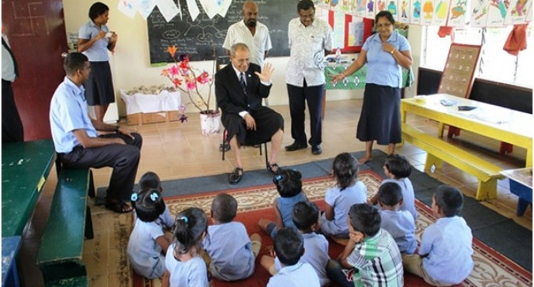 Prepare For Final Term: Minister for Education