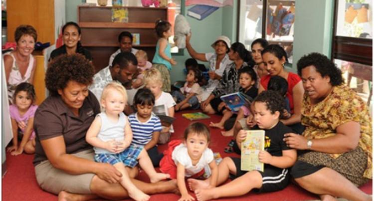 Preschool Child Care Centre Opens