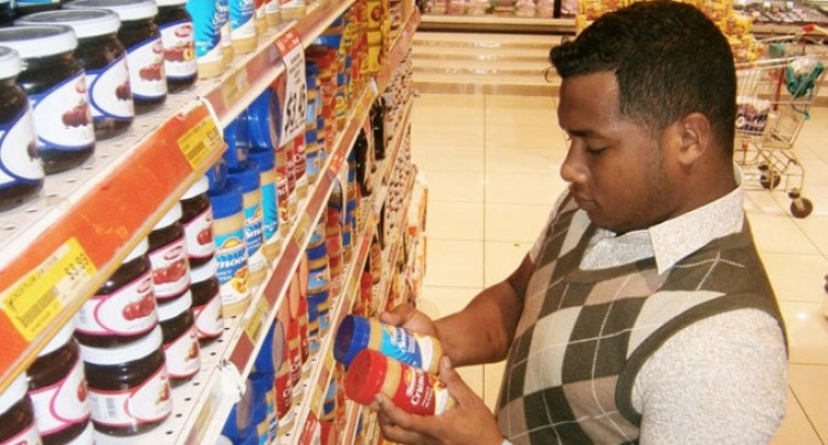 Consumer Advice : Reading Food labels