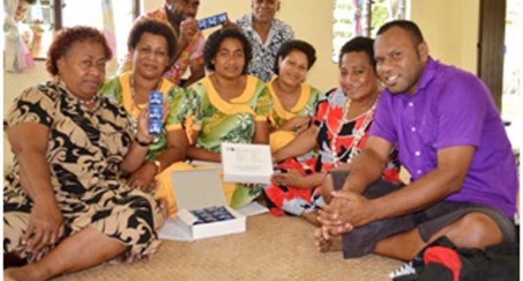 Reproductive Health Training for Serua Village