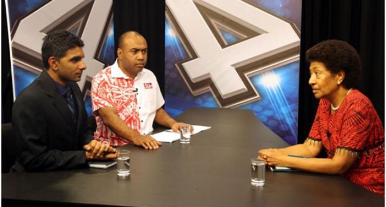 Ro Teimumu faces media