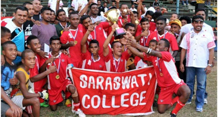 Saraswati saves best for last