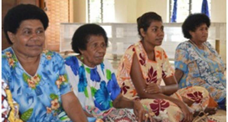 Serua Village Women  Empowered By Projects