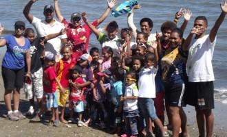 Staff and Children Treated