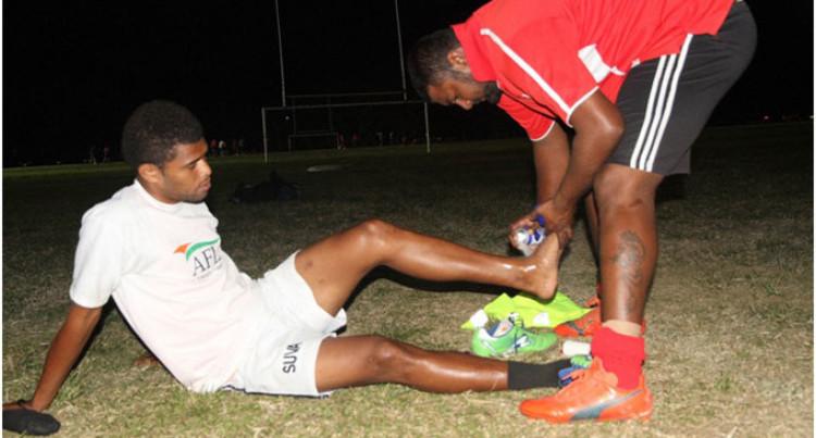 Suva Anticipates Tough Game