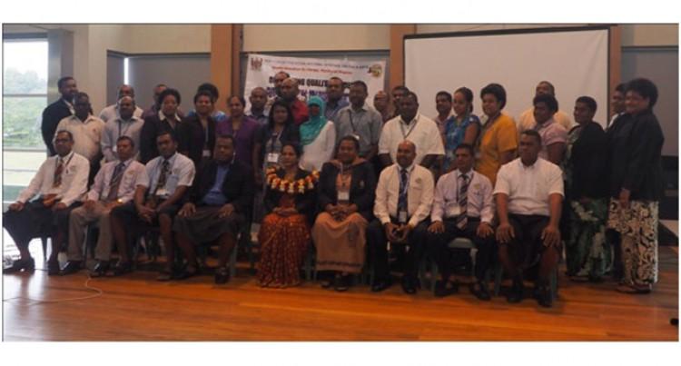 Teachers Praised For Sacrificing Holidays 40 Teachers Attend Leadership Workshop