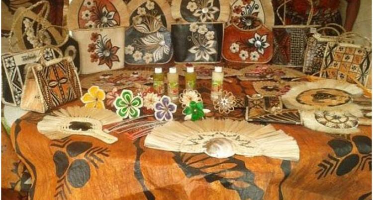 Tongan Handicraft Score Big Here