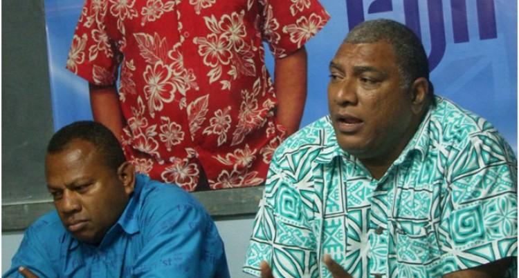 Tui Macuata on Fijifirst Campaign Trial