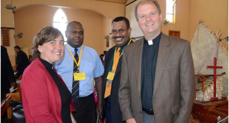 Us Missionary Couple Join Davuilevu