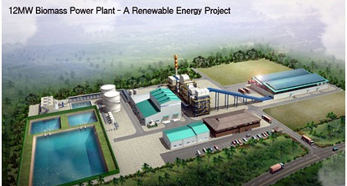 biomass power plant - photo #8