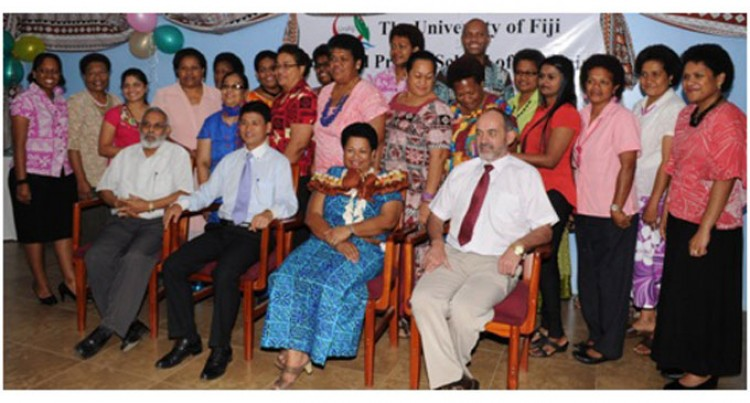 UniFiji Launches Master of  Nursing Programme