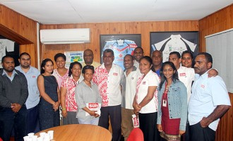 West Papuan journalists farewelled