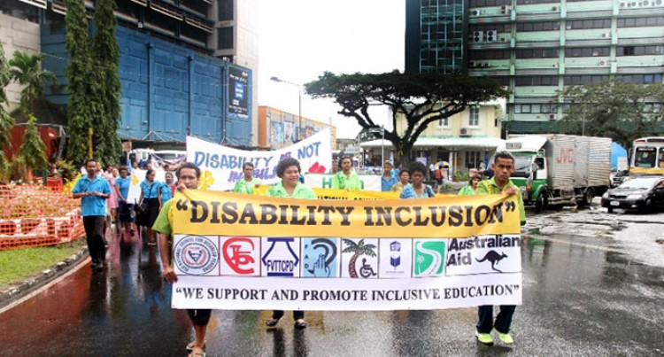Varying views by parties on persons with disabilities