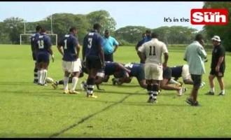 Flying Fijians set for Europe
